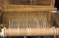 Native American Loom Stock Photography