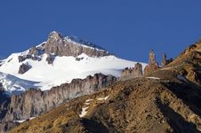 Free Caucasus Mountains Royalty Free Stock Image - 3145246