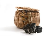 Free Basket Royalty Free Stock Image - 3145456