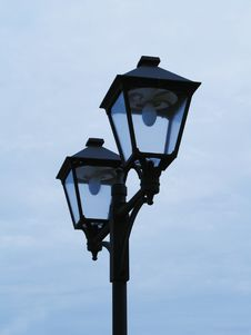 Free Street Lamps Stock Photo - 3146770