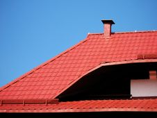 Free Red Roof Royalty Free Stock Photos - 3146878