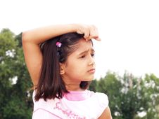 Free Young Girl Posing Stock Photo - 3147050