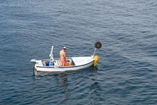 Free Fishing Royalty Free Stock Photo - 3147265