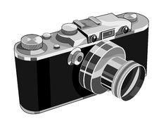Free Retro Styled SLR Camera Royalty Free Stock Image - 3147266