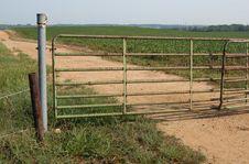 Free Farm Fence Stock Photography - 3147372