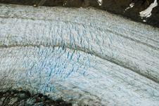 Free Glacier In Skagway Alaska Stock Image - 3147471