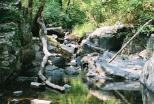 Free Chester Creek Royalty Free Stock Photos - 3147478