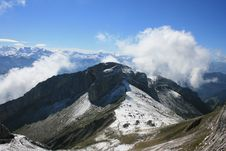 Free The Alps Royalty Free Stock Photography - 3147527