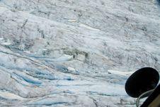 Free Glacier In Skagway Alaska Stock Image - 3148091