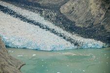 Free Glacier In Skagway Alaska Royalty Free Stock Image - 3148156