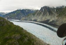Free Glacier In Skagway Alaska Stock Image - 3148161