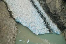 Free Glacier In Skagway Alaska Royalty Free Stock Image - 3148166