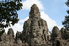 Free Angkor Wat Royalty Free Stock Photos - 3148668