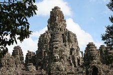Free Angkor Wat Royalty Free Stock Photos - 3148668