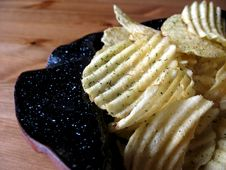 Free Potato Chips Royalty Free Stock Images - 3149389