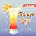 Free Orange Juice Royalty Free Stock Photo - 31407115