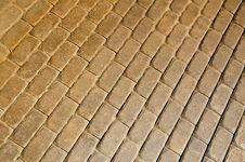 Free Pavement Pattern Royalty Free Stock Photos - 31400918