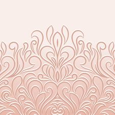 Free Ornamental Floral Background Royalty Free Stock Image - 31405296