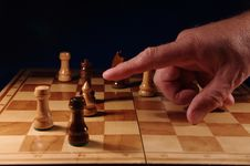 Free The Game Of Chess. Royalty Free Stock Photography - 31412167