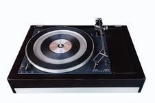 Free Vintage Record Player Royalty Free Stock Photography - 31412787