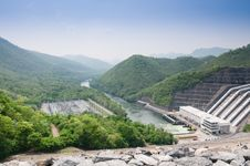 Free Hydroelectric Dam Stock Photos - 31414173