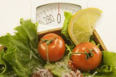 Free Diet Food Royalty Free Stock Photo - 31418265