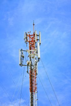 Free Communication Tower Stock Photos - 31420123
