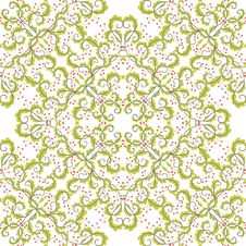 Free Floral Pattern Stock Photography - 31421292