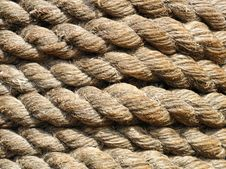 Free Rope Royalty Free Stock Photos - 31422218