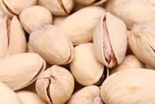 Free Background Of Pistachios Stock Image - 31428421