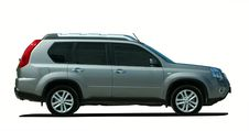SUV Royalty Free Stock Image