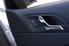 Car Central Locking Button Stock Images