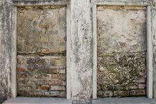 Free Bricked Doorways Stock Photography - 31437832