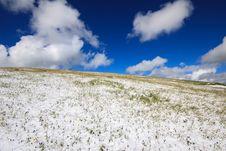 Free Snow Panorama Stock Photo - 31443080