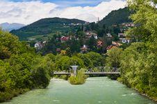 Free Brixen, South Tyrol Royalty Free Stock Photos - 31451188