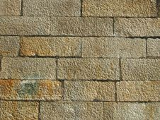 Free Stone Wall Stock Image - 31452221
