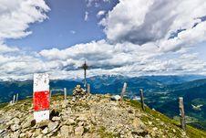 Free Campiler Mountain, South Tyrol Stock Photos - 31456263