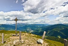 Free Campiler Mountain, South Tyrol Stock Photo - 31456310