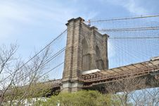 Free Brooklyn Bridge Stock Photo - 31457860