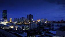 Free Modern City View Of Bangkok, Thailand Stock Image - 31461811