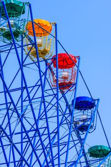 Free Ferris Wheel Stock Image - 31465801