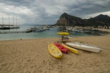 Free San Vito Lo Capo, Sicily Stock Photography - 31468112
