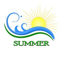 Free Summer Illustration Stock Photos - 31468193