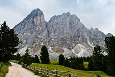Free Peitlerkofl, South Tyrol Stock Image - 31468781