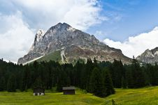 Free Peitlerkofl, South Tyrol Royalty Free Stock Photo - 31469855