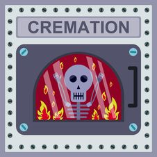Free Cremation Royalty Free Stock Photography - 31471417