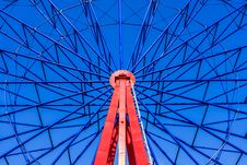 Free Spindle Of Ferris Wheel Royalty Free Stock Image - 31471706