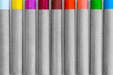 Free Color Crayon Royalty Free Stock Photo - 31472485