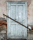 Free Old Wooden Door Royalty Free Stock Photo - 31480225