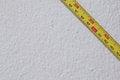 Free Yellow Measure Tape Royalty Free Stock Photos - 31483388